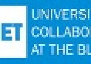 University collaboration network at the black sea