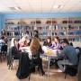 აღმოსავლეთ ევროპის უნივერსიტეტში საერთაშორისო სტანდარტის შესაბამისი ბიბლიოთეკა ფუნქციონირებს (eng)