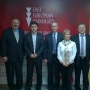 Czech delegation visits East European University!