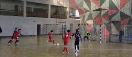 EEU Futsal teams win!