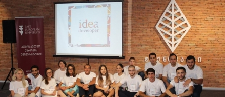 "Student Project ""Idea developer""  Finished!"