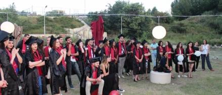 EEU 2016 Graduation!